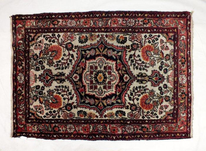 "Oriental rug 62"" x 41"""