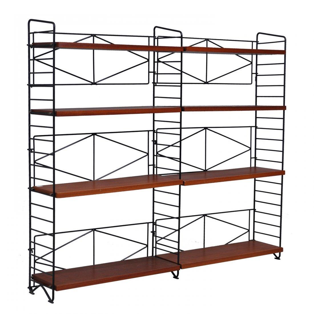 """2: BOKHYLLA, """"The Ladder Shelf"""", String Design AB"""