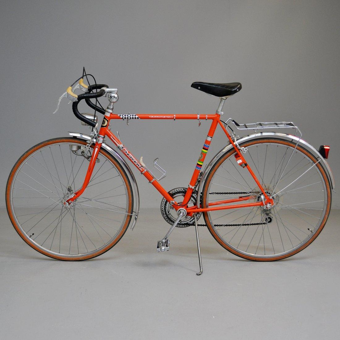 """19: RACERCYKEL, """"Världsmästarcykeln"""", Crescent"""