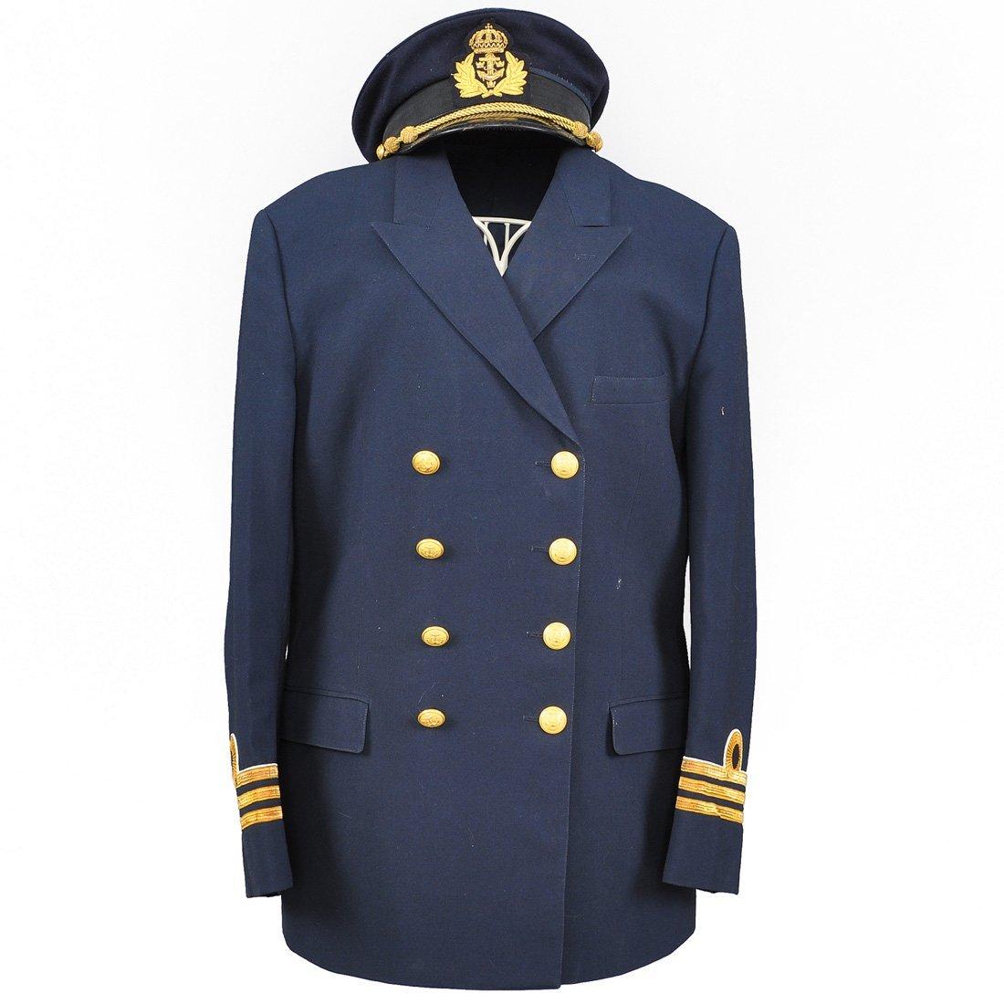 7: UNIFORM, kapten, Sverige