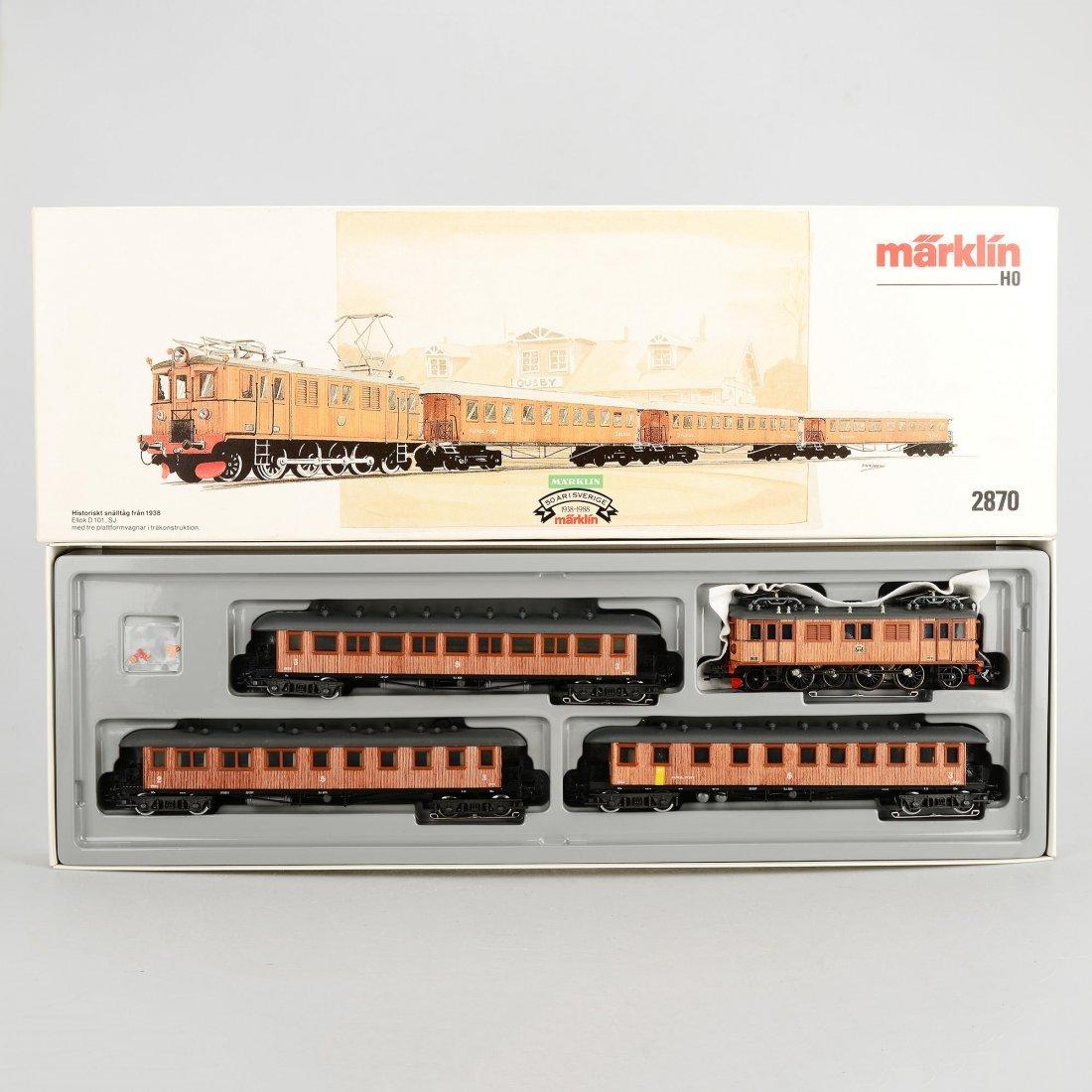 TAGSATS, 2870, Marklin, H0