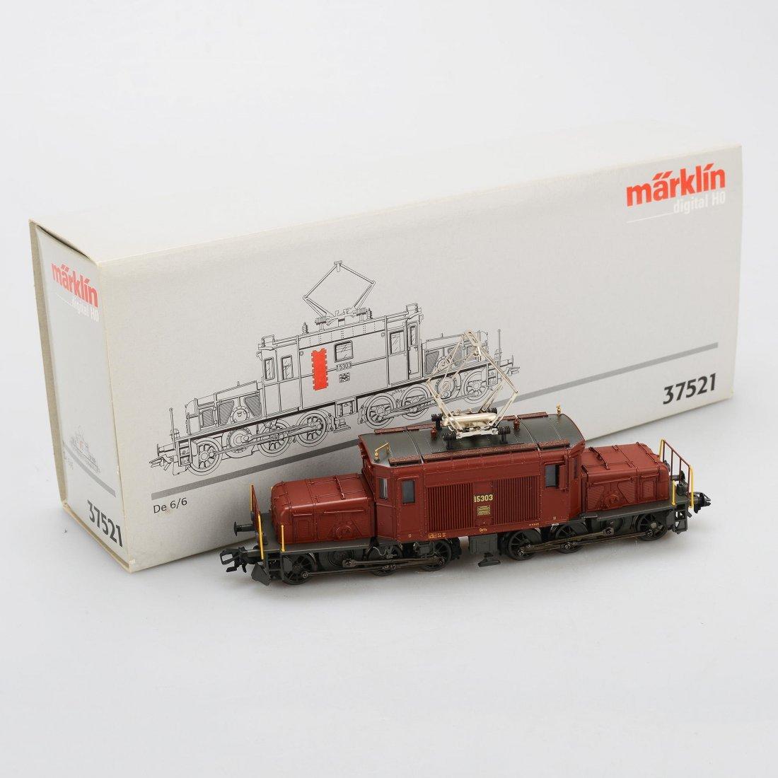ELLOK, 37521, Marklin, Digital H0