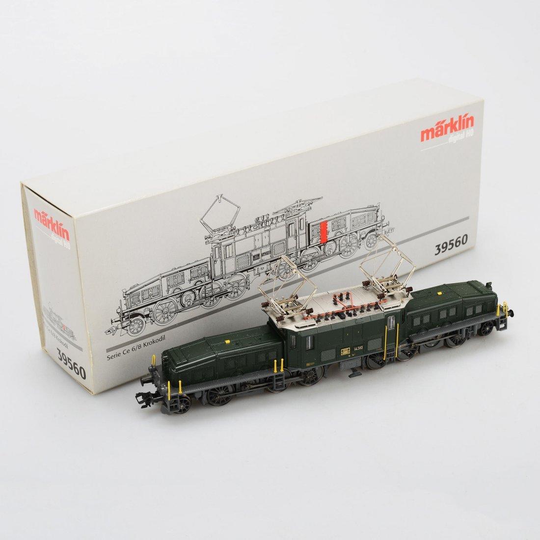 ELLOK, 39560, Marklin, Digital H0