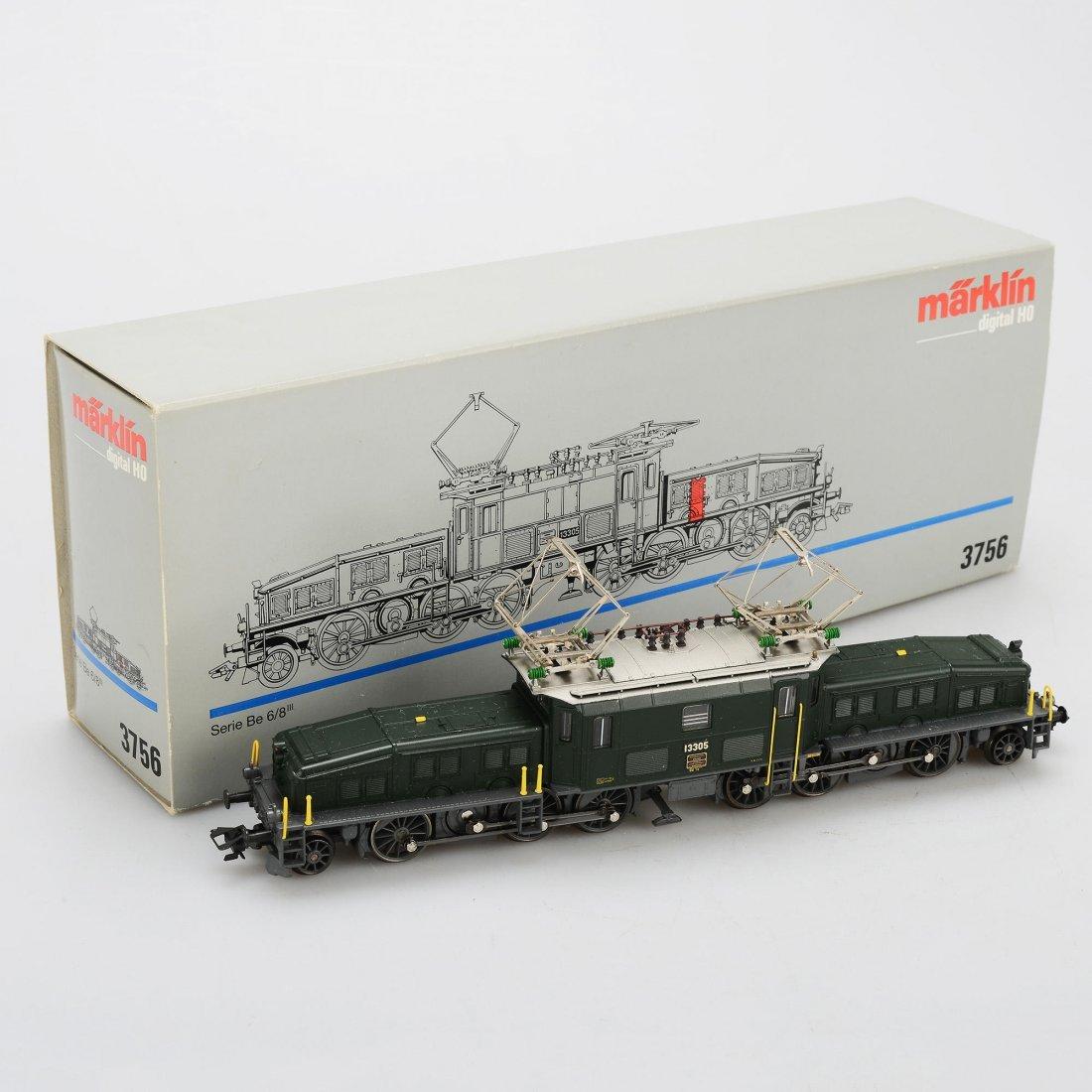 ELLOK, 3756, Marklin, Digital H0