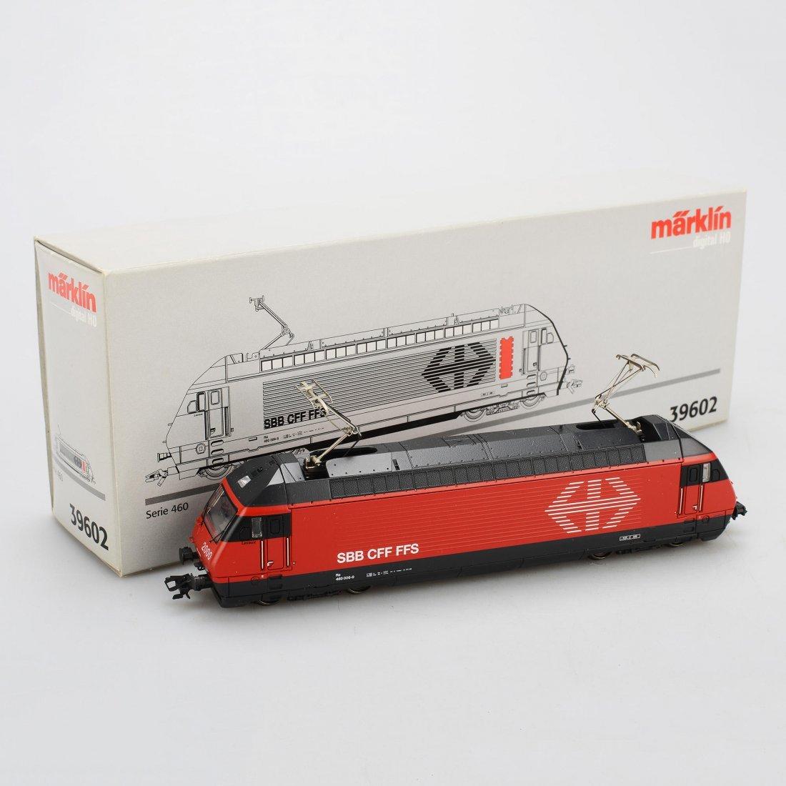 ELLOK, 39602, Marklin, Digital H0