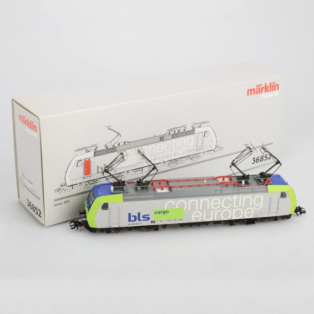 ELLOK, 36852, Marklin, Digital H0