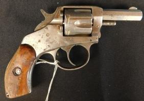 Antique .32 Cal Revolver