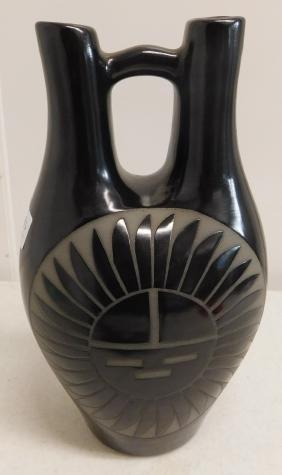 Pueblo Wedding Vase