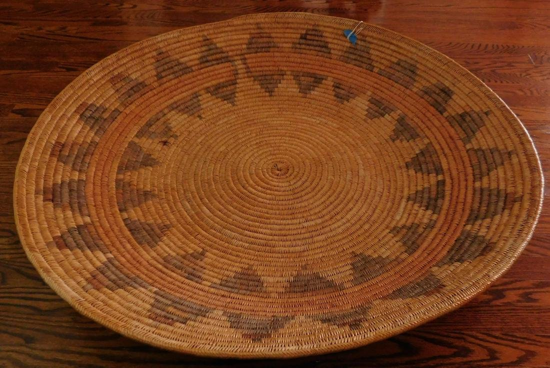 Gigantic Navajo Wedding Basket
