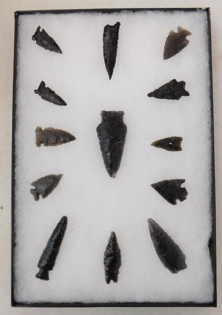 Oregon Obsidian Collection