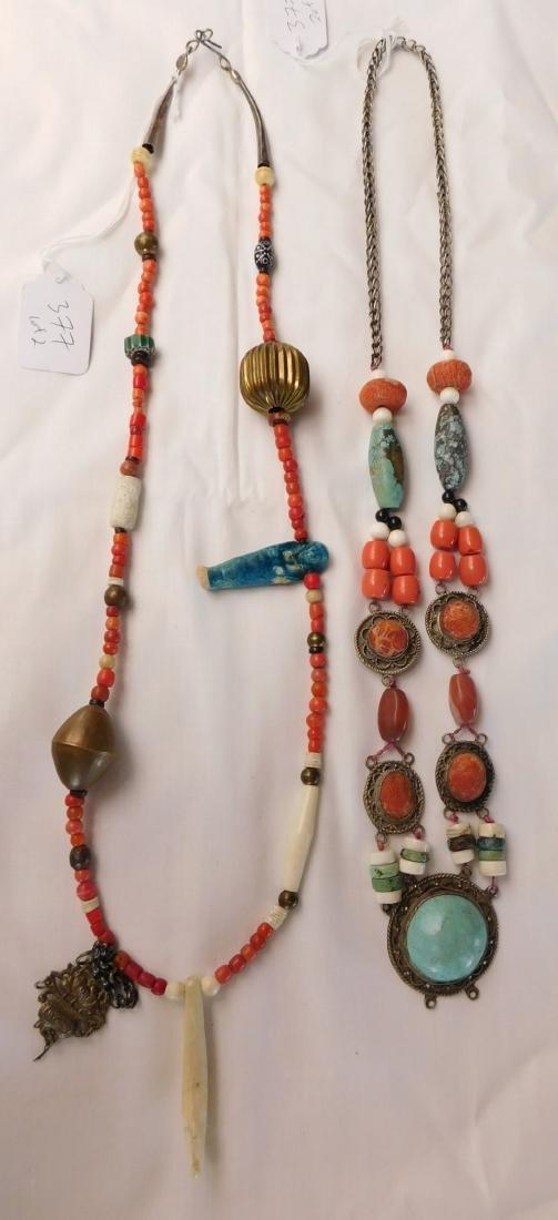 2 Treasure Necklaces