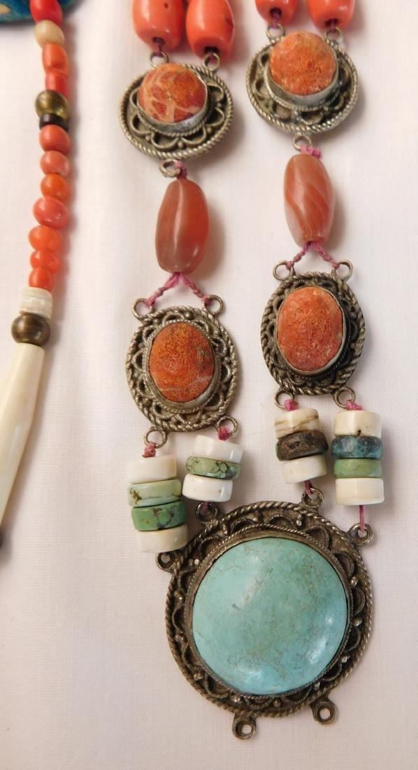 2 Treasure Necklaces - 2
