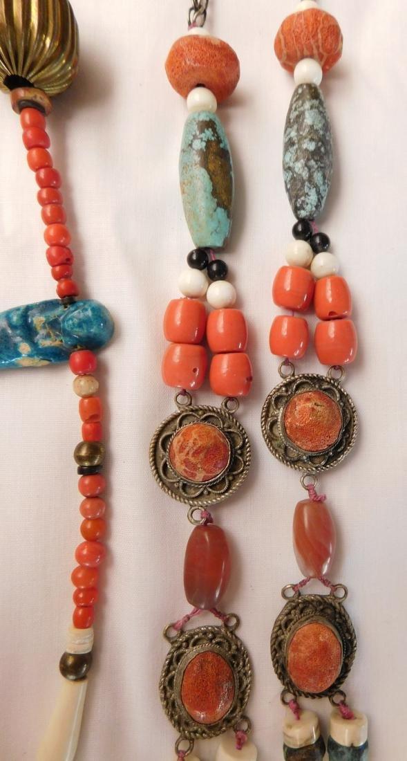 2 Treasure Necklaces - 3