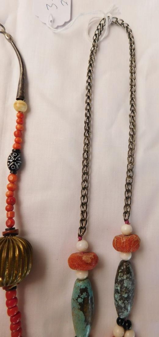 2 Treasure Necklaces - 4