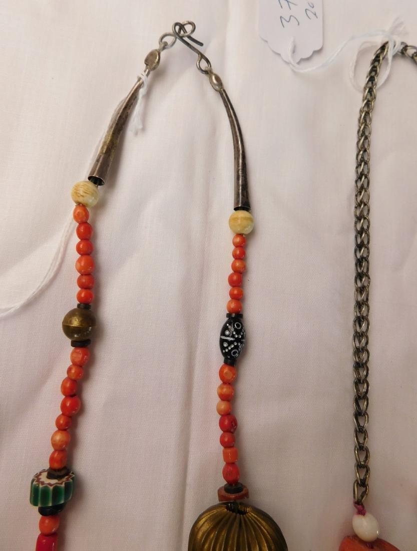2 Treasure Necklaces - 5