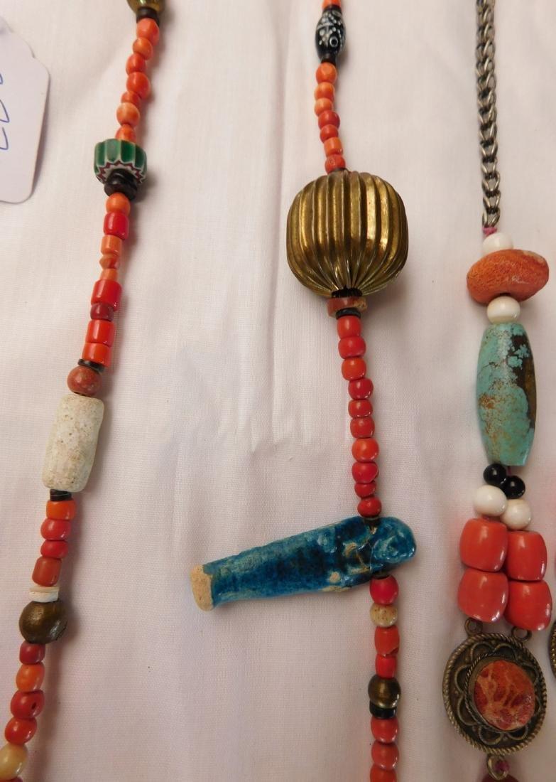 2 Treasure Necklaces - 6