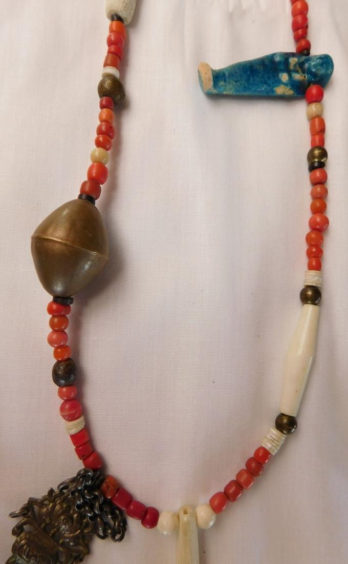 2 Treasure Necklaces - 7