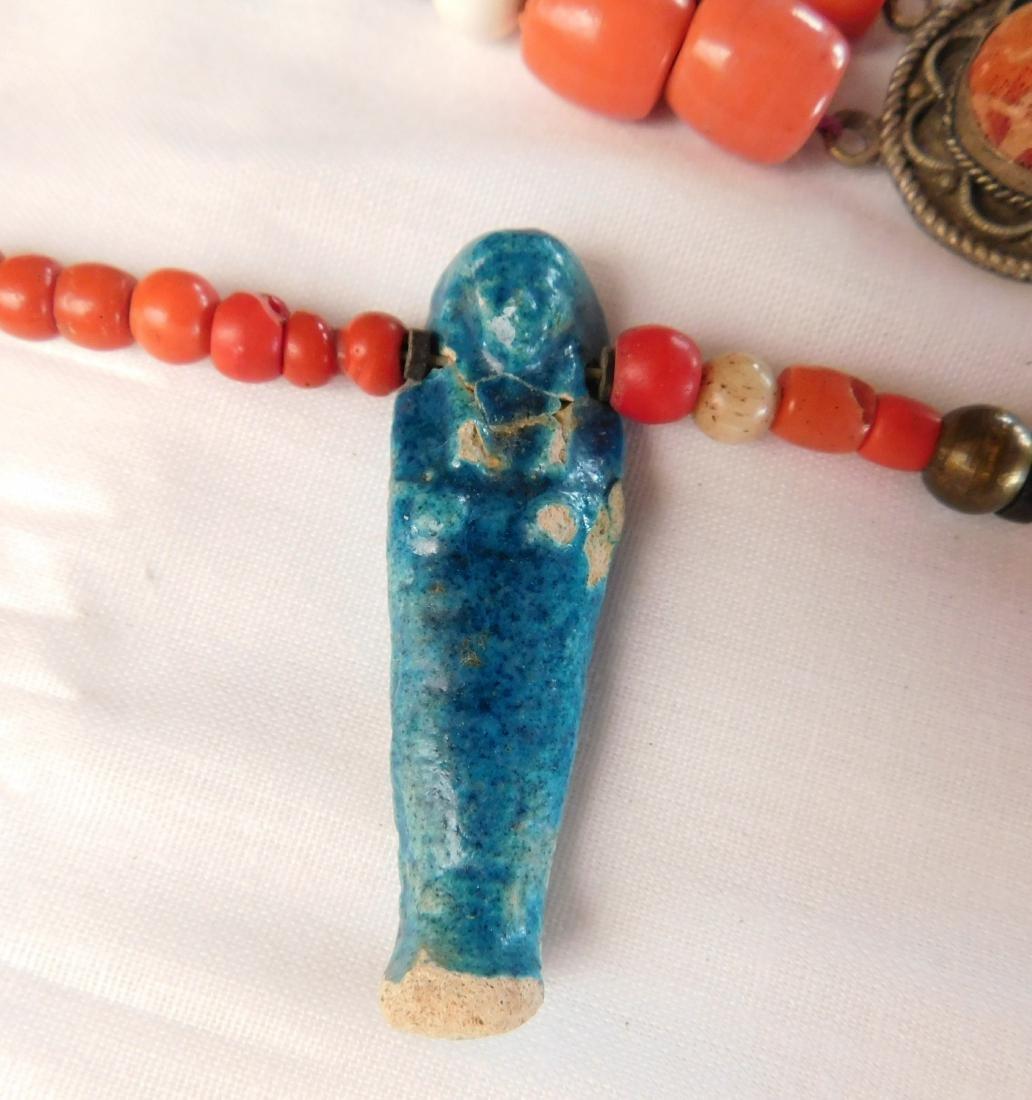 2 Treasure Necklaces - 9