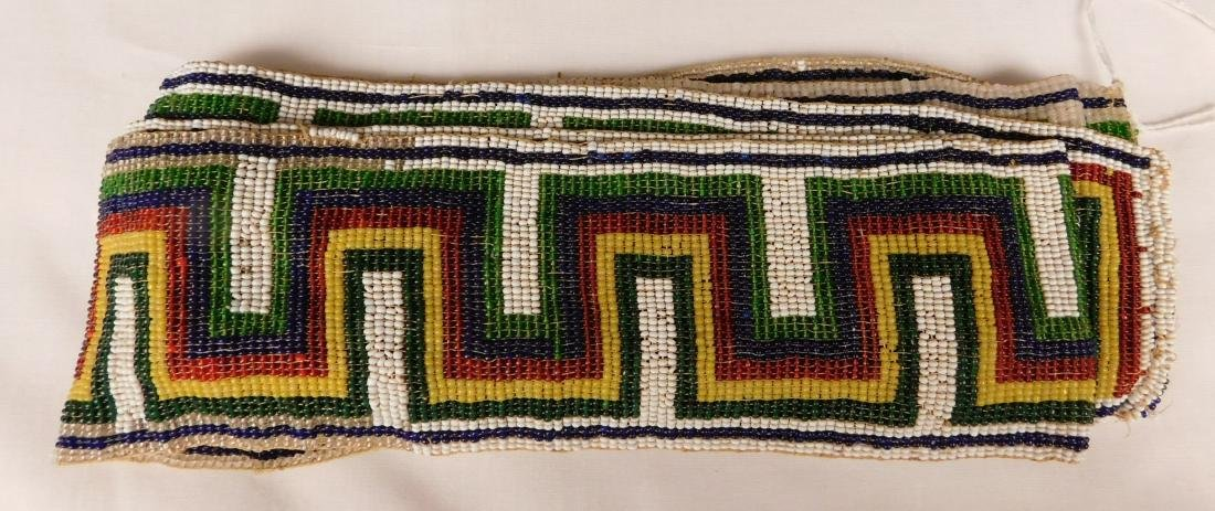 Loom Beaded Belt