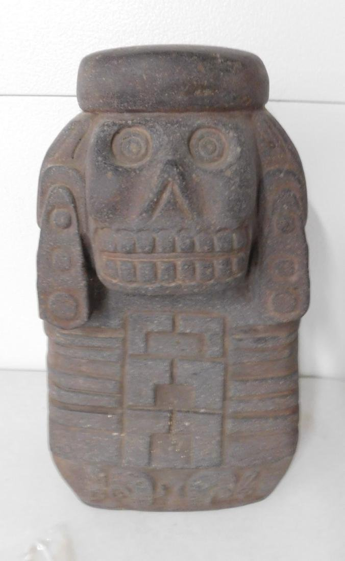 Large Aztec Figure