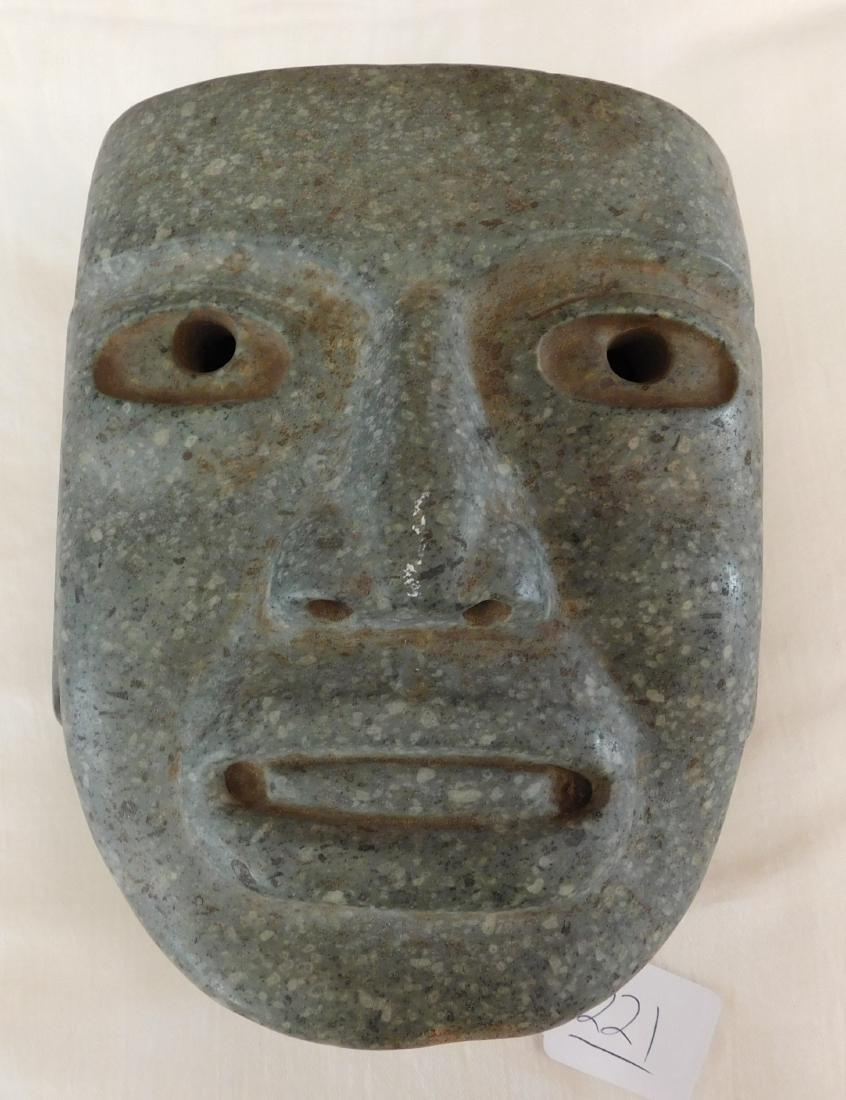 Large Olmec Mask