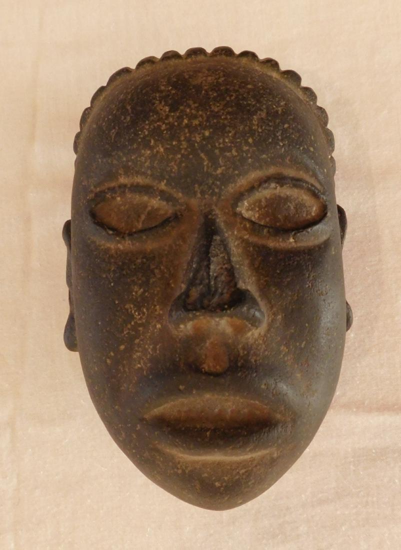 Basalt Aztec Mask