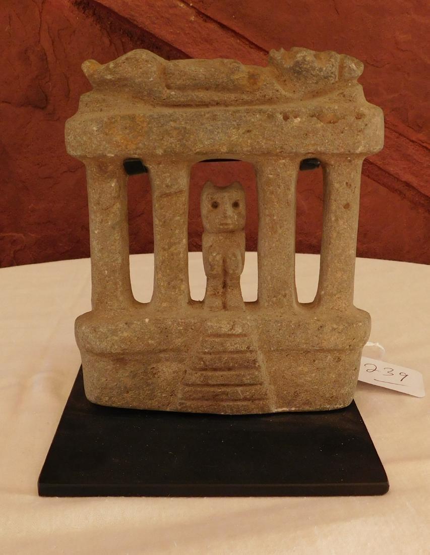 Mezcala Temple w/Stand