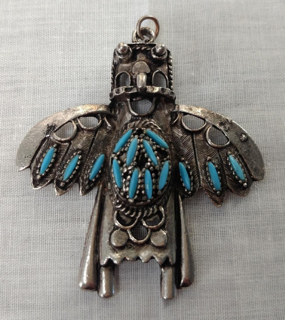 S.S. Eagle Dancer Kachina
