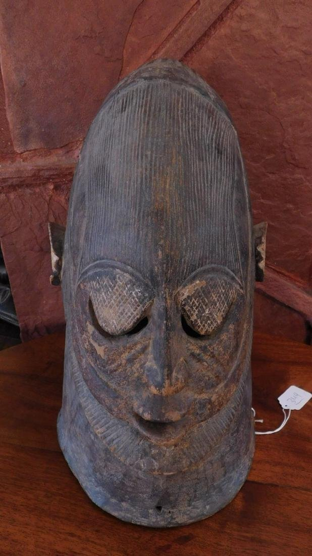 Hemba Helmet Mask