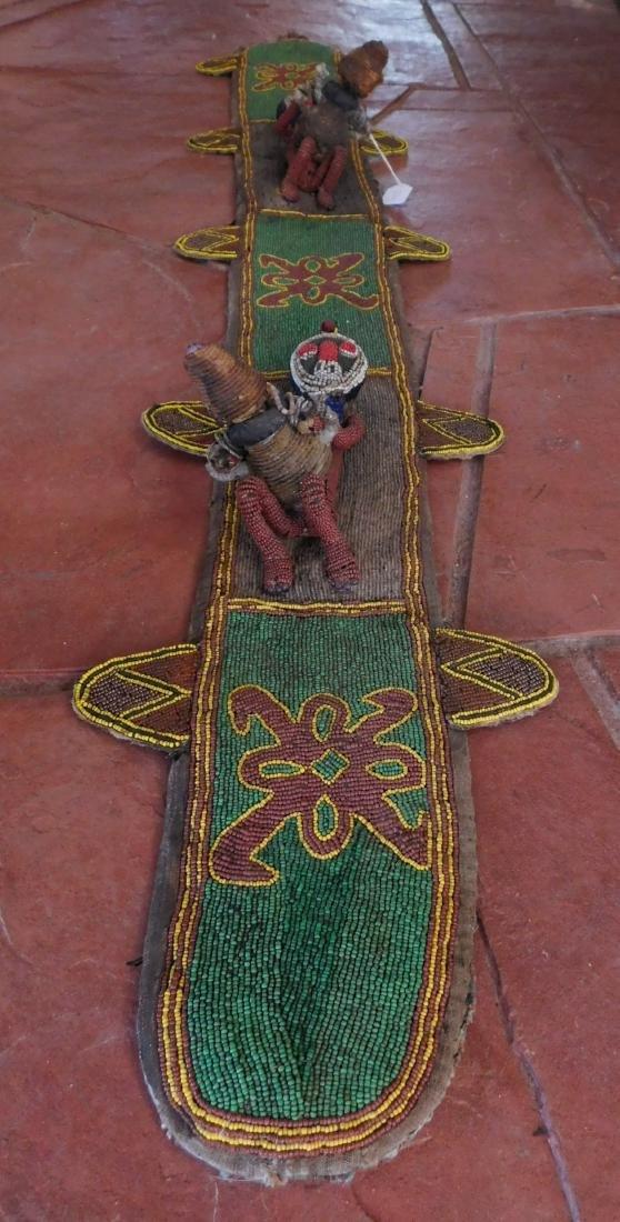 Nigerian Beadwork Belt