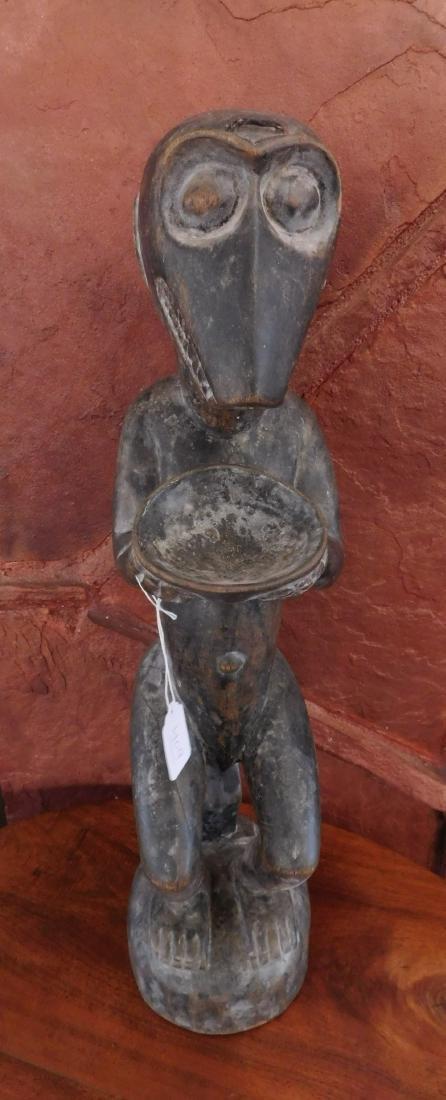 Baule Monkey Figure