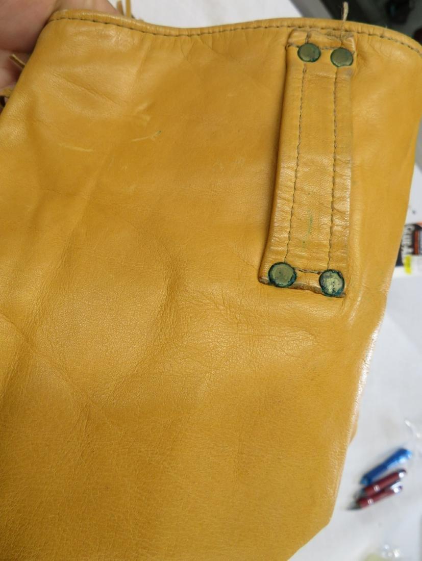Buckskin Fringed Pants - 10