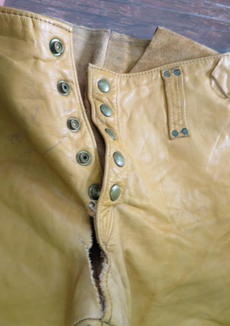 Buckskin Fringed Pants - 6