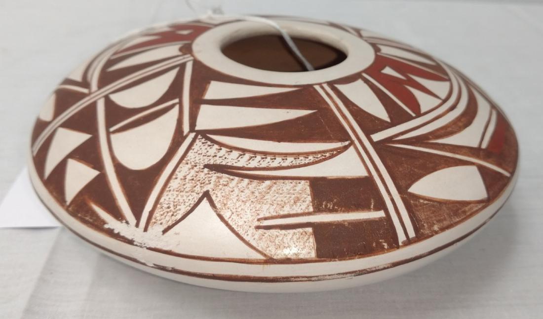 Hopi Frog Woman Pot - 3