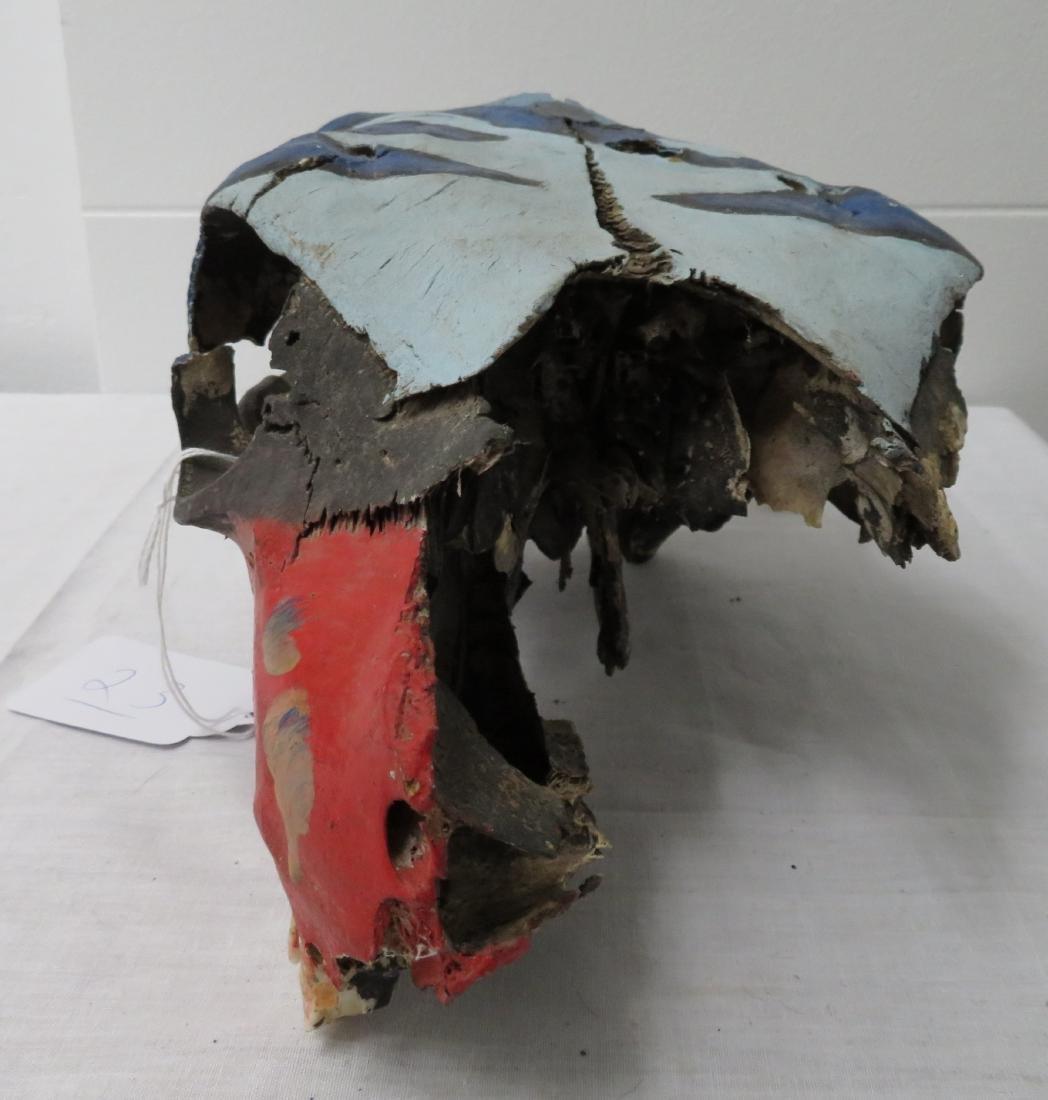 Cow Skull Trail Marker - 2
