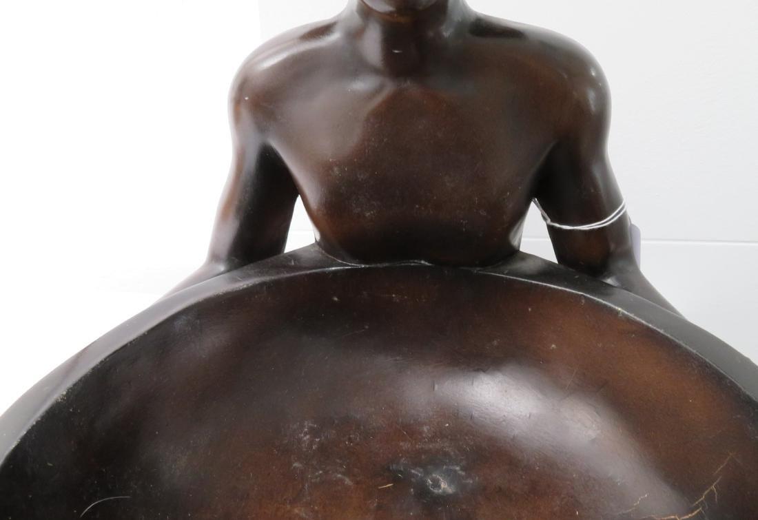 Human Effigy w/Large Bowl - 3