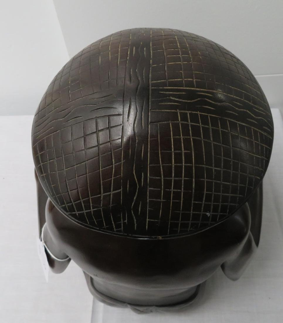 Human Effigy w/Large Bowl - 8
