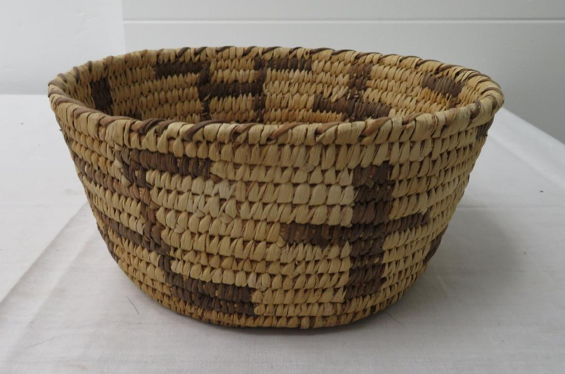 Old Papago Basket