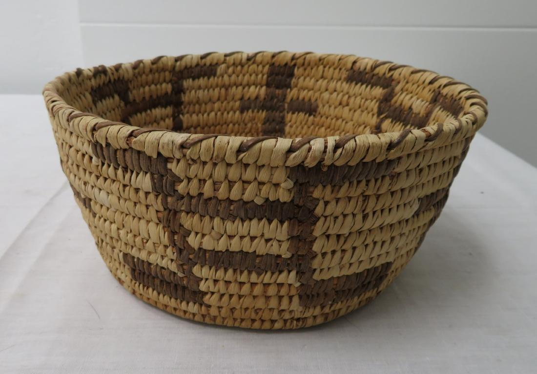 Old Papago Basket - 2