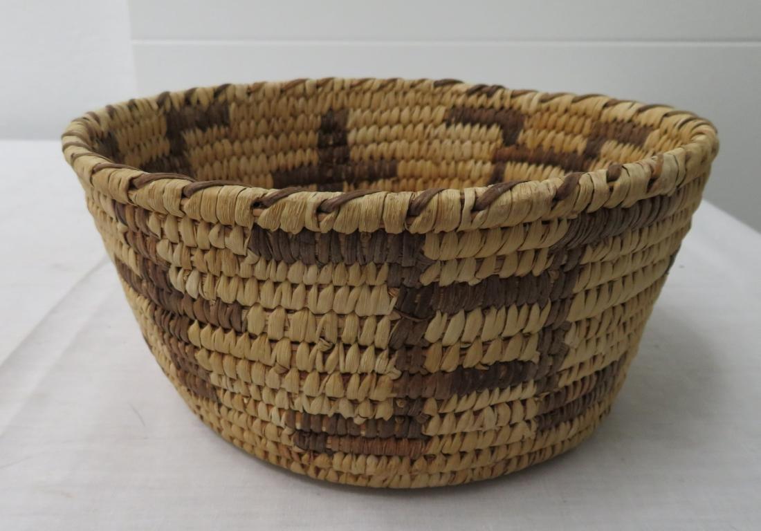 Old Papago Basket - 3