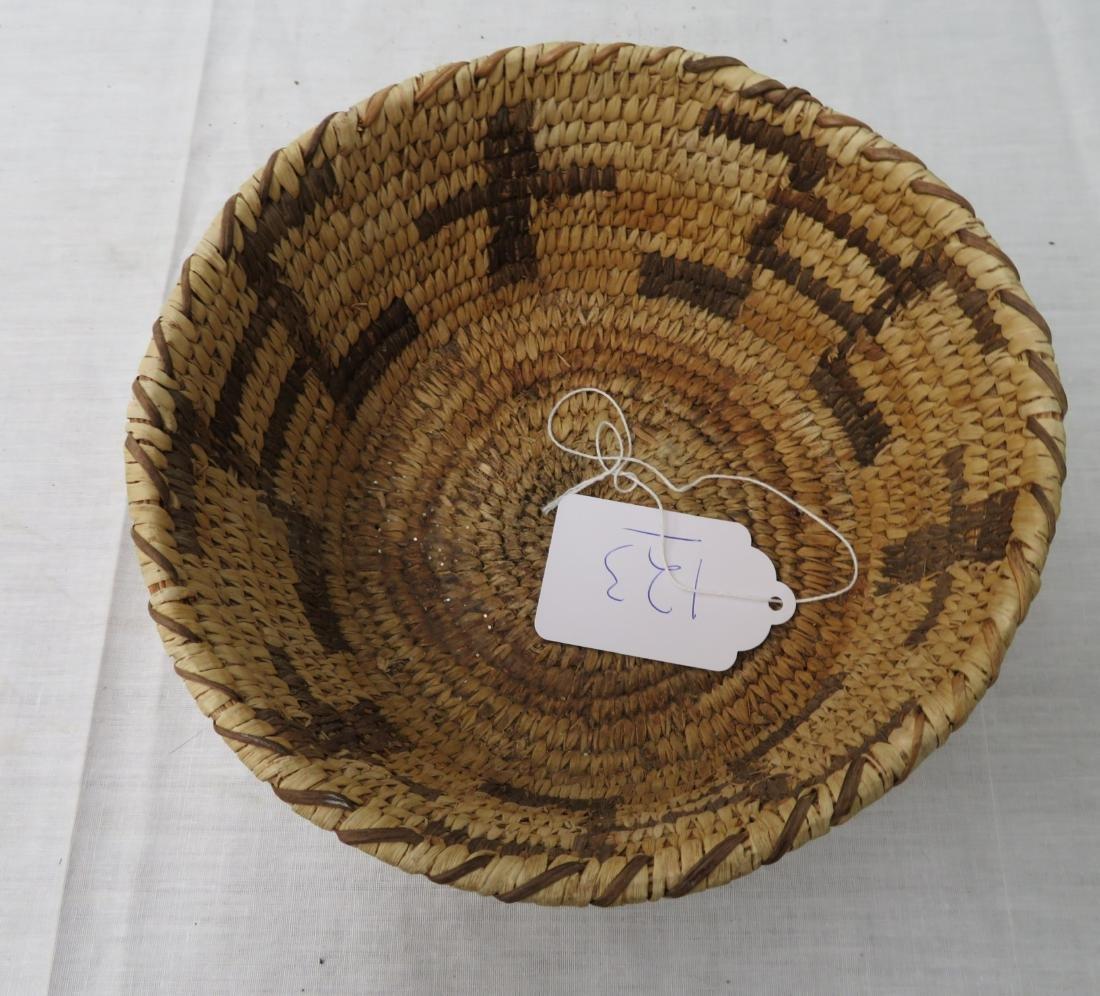 Old Papago Basket - 4