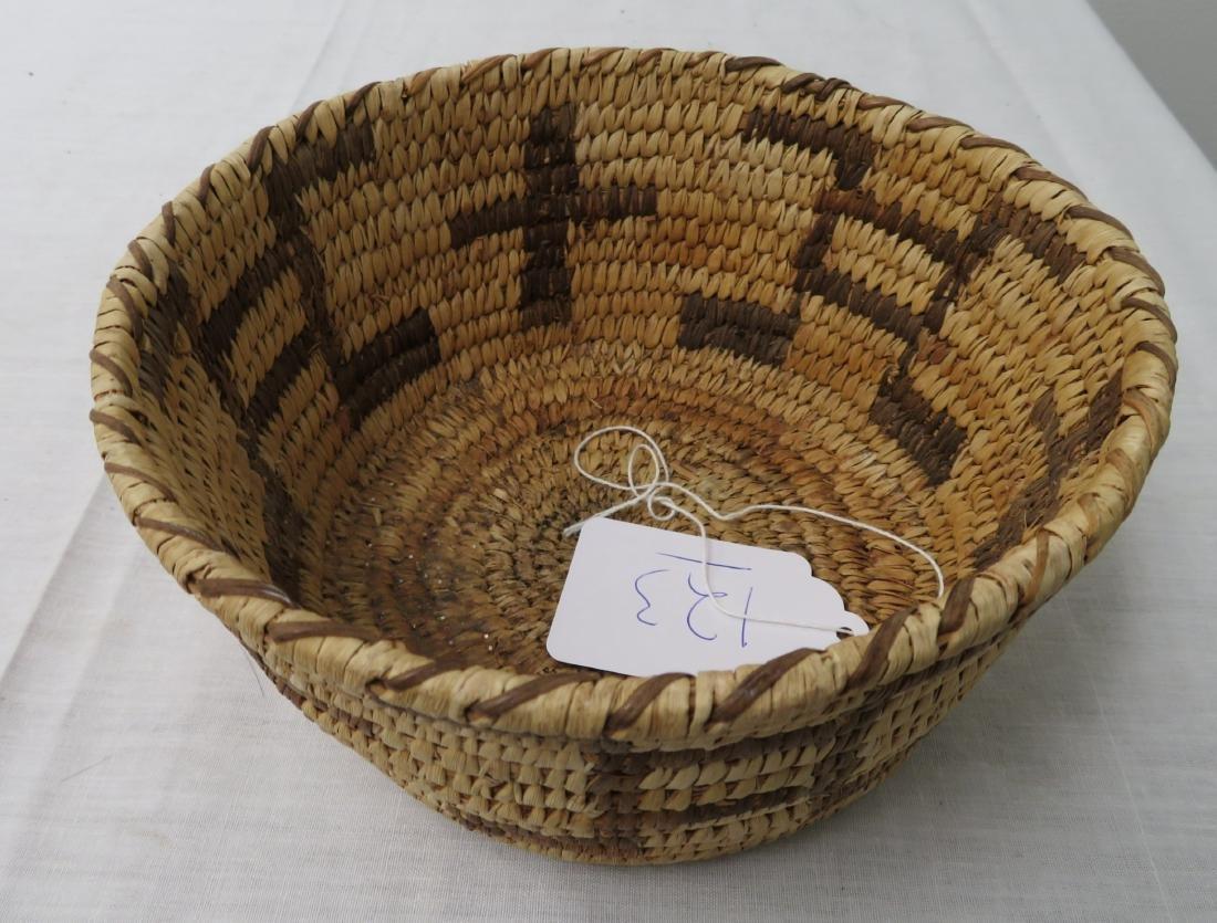 Old Papago Basket - 5