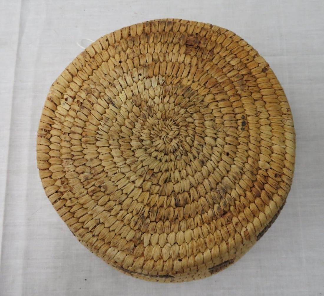 Old Papago Basket - 6