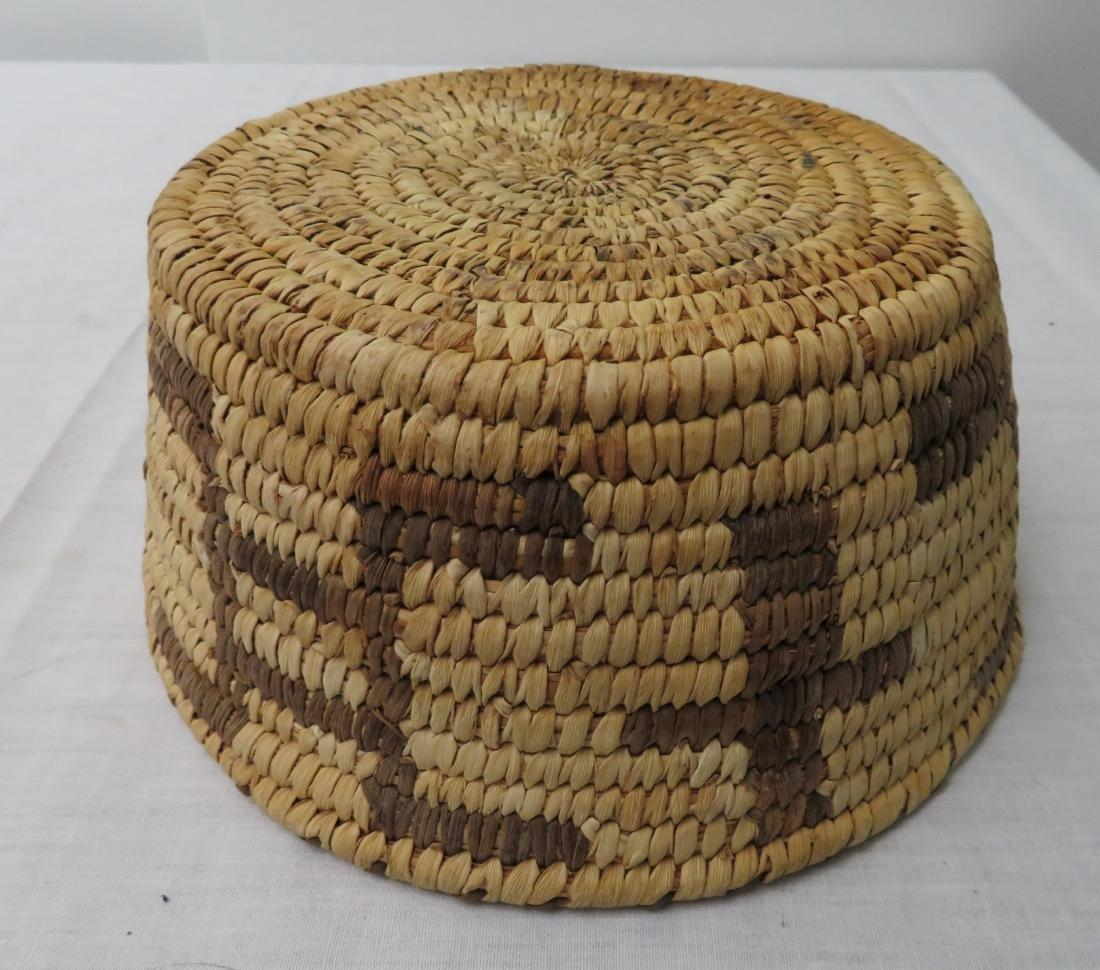 Old Papago Basket - 7