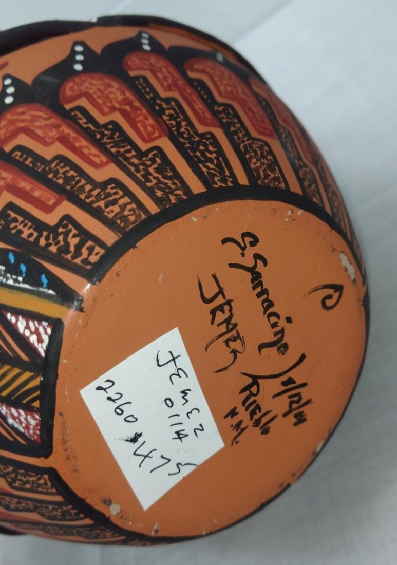 Jemez Polychrome Jar - 7