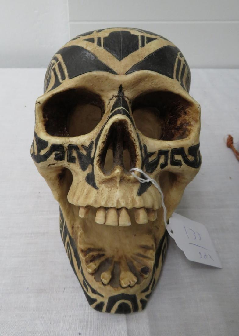 Cannibal Fork & Skull Copy - 2