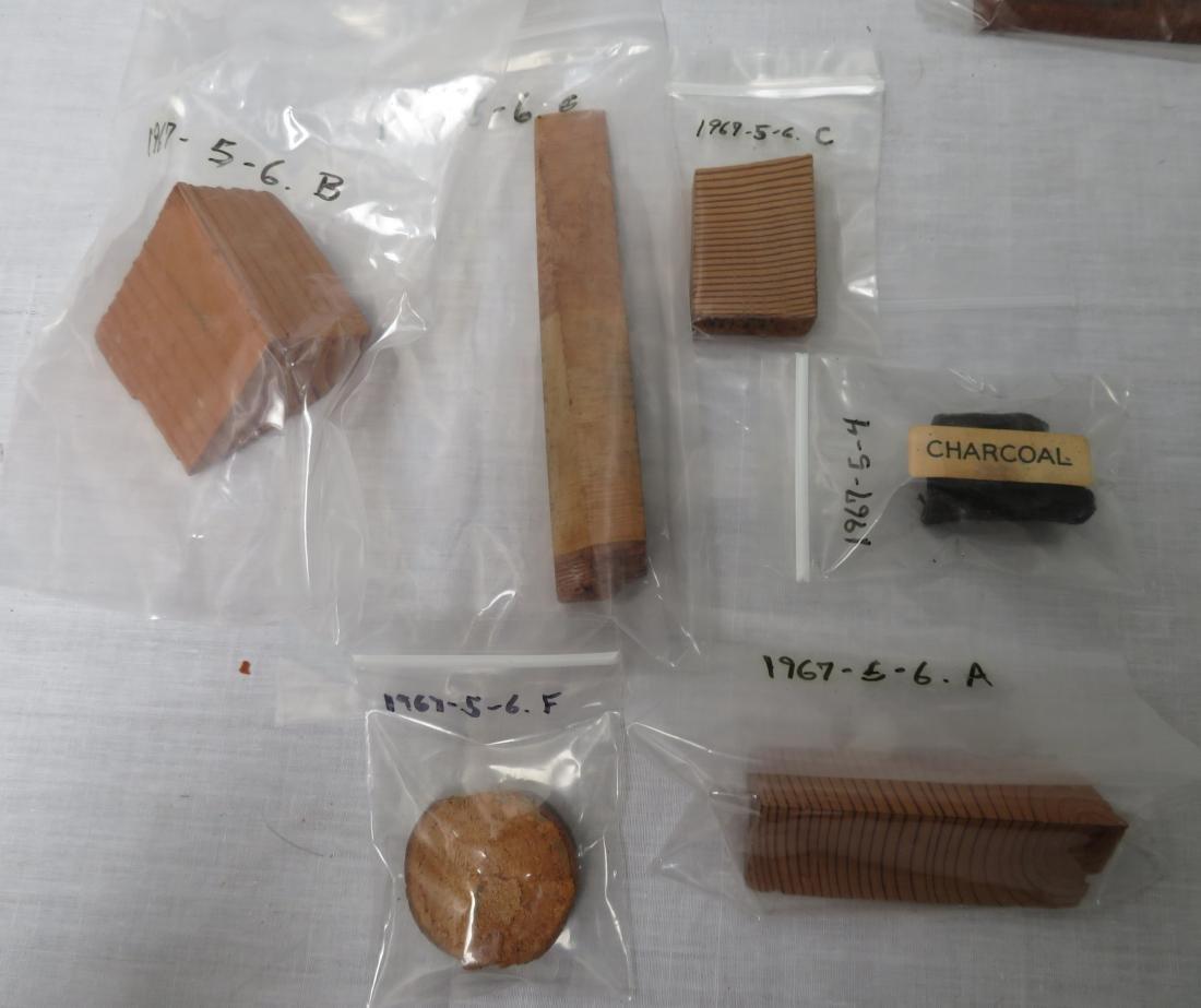 Tree Ring Dating Data & Artifacts - 3