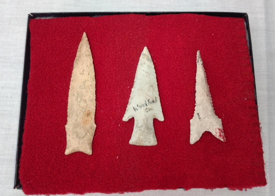 Paleo & Archaic Points