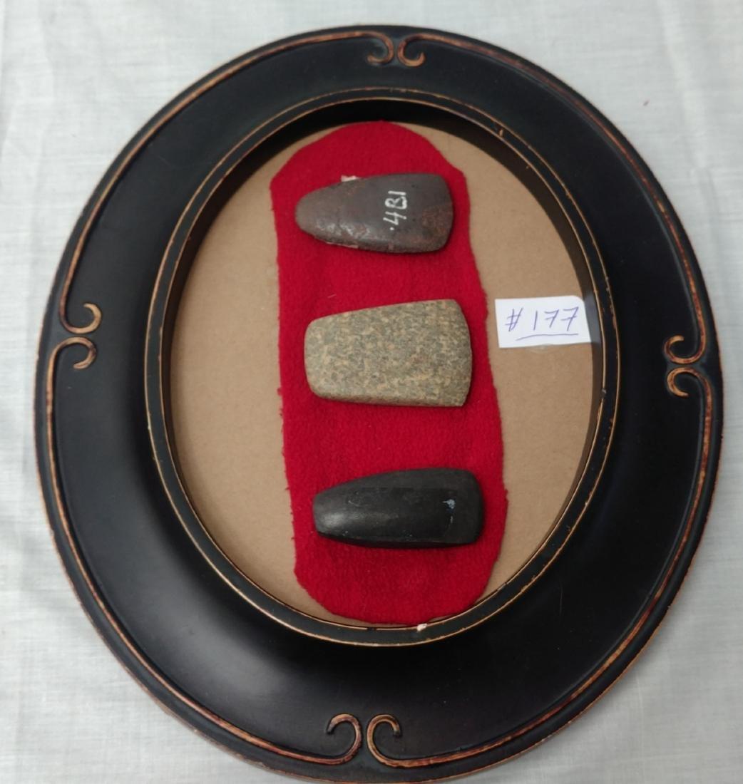 Collection w/Hematite Celts