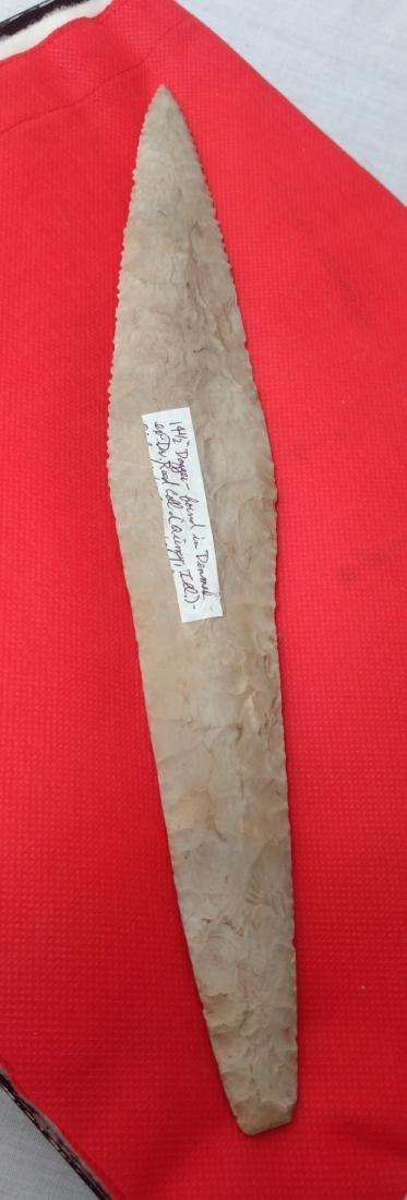 Large Danish Dagger - 9